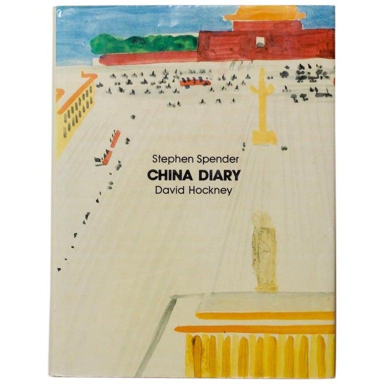 China Diary - David Hockney & Stephen Spender, 1982 For Sale