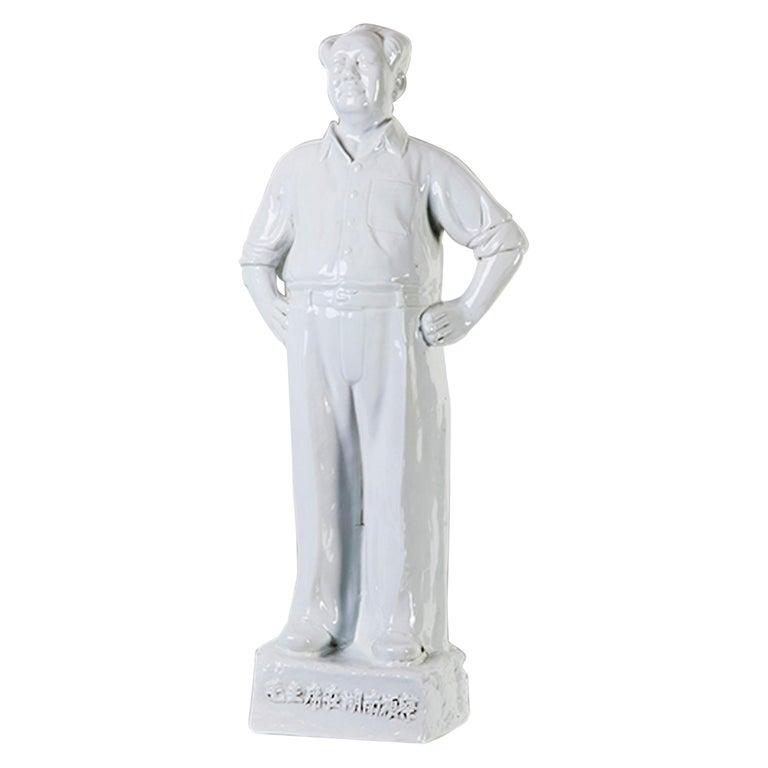 China Porcelain Mao Tse Tung For Sale