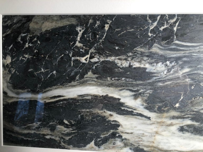 Hand-Carved China Water and Rock Shoreline Extraordinary Natural Stone