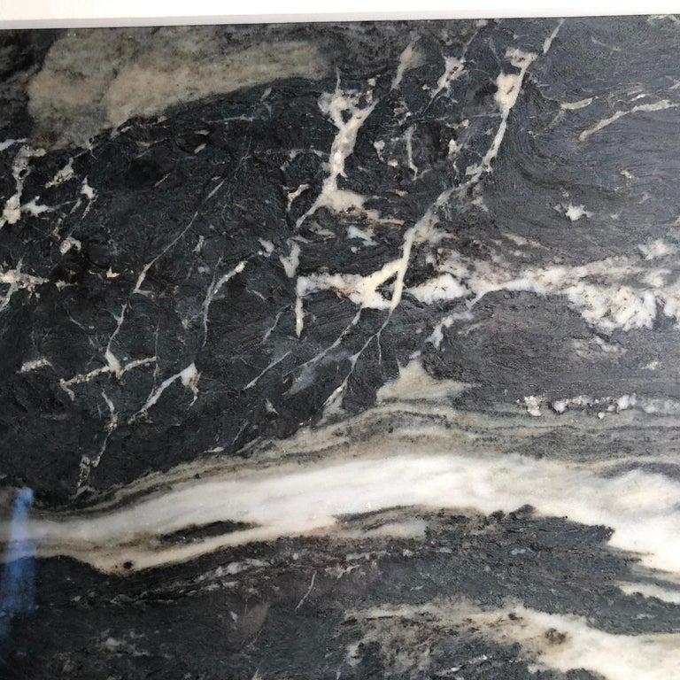 20th Century China Water and Rock Shoreline Extraordinary Natural Stone