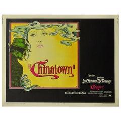 Chinatown, '1974' Poster