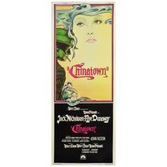 """""""Chinatown"""" 1974 Poster"""