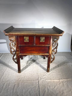 Chinese Altar Table, 19th Century