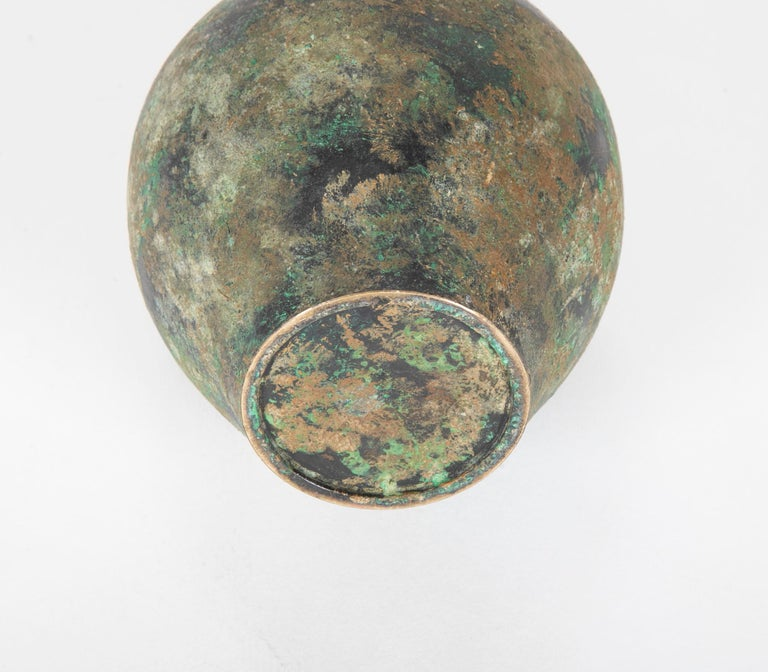 Chinese Archaistic Bronze Vase For Sale 3