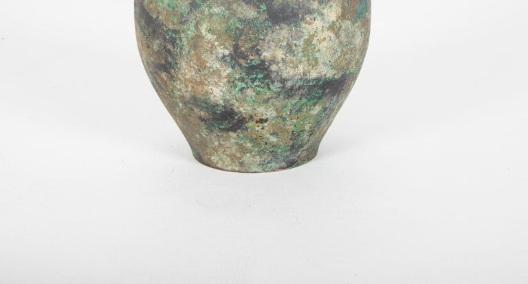 Chinese Archaistic Bronze Vase For Sale 5
