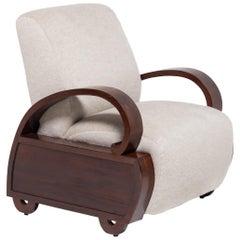 Chinese Art Deco Armchair