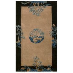 Chinese, Art Deco Rug