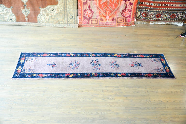 Chinese Art Deco Runner For Sale 5