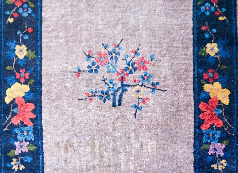 Early 20th Century Chinese Art Deco Runner For Sale