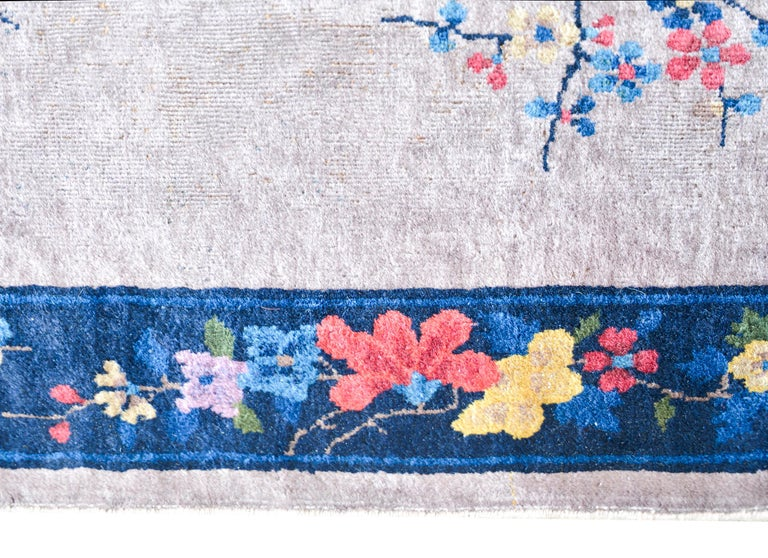 Chinese Art Deco Runner For Sale 2
