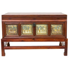 Chinese Box on Stand