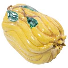 Chinese Buddha's Hand Citron Offering Fruit