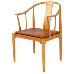 1950s Chinese Chair by Hans Wegner for Fritz Hansen