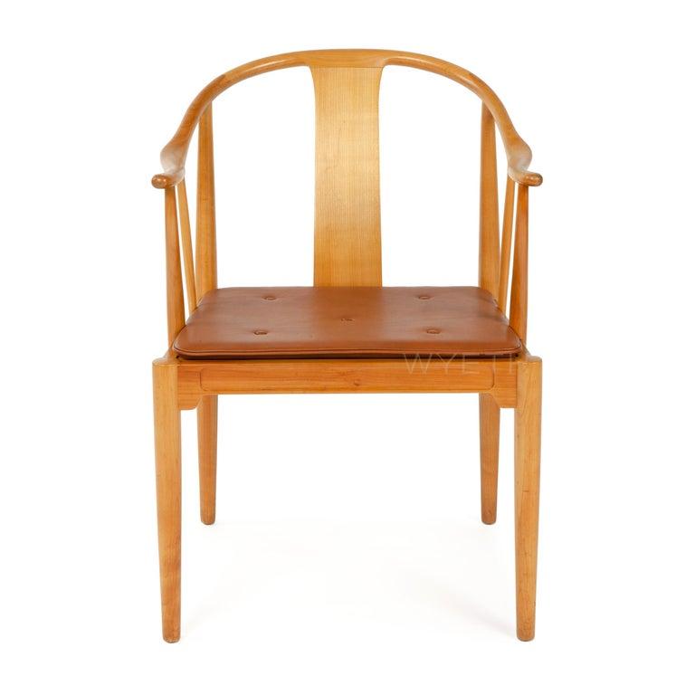 Scandinavian Modern Chinese Chair For Sale