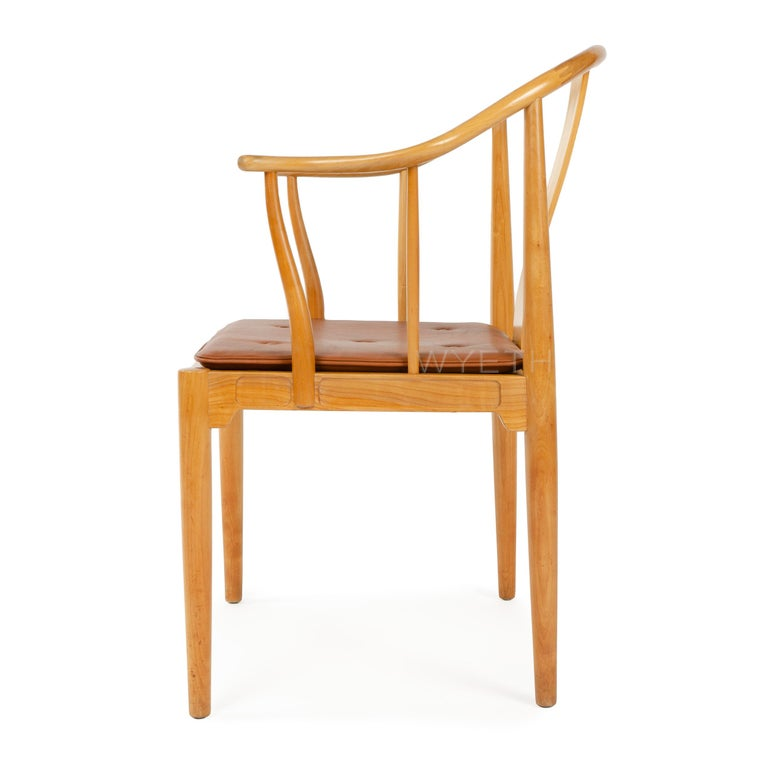 Danish Chinese Chair For Sale