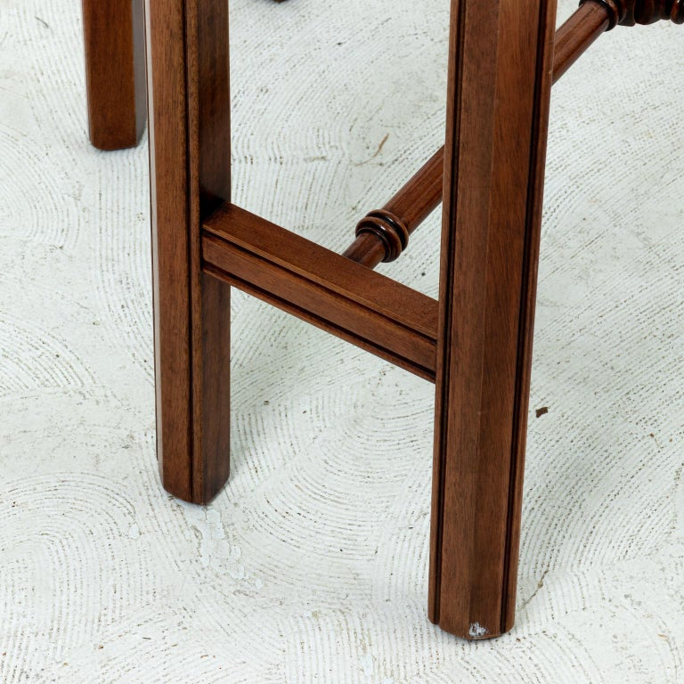 Glass Chinese Chippendale Style Center Table