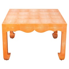 Chinese Chippendale Style Table
