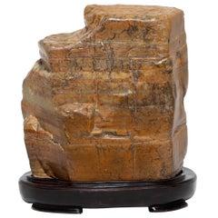 Chinese Dahua Meditation Stone