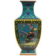 Chinese Decorated  Porcelain Vase