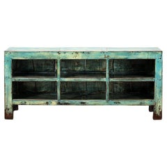 Chinese Display Cabinet with Restoration