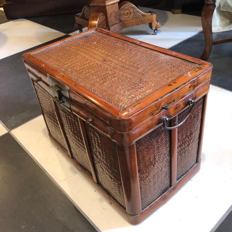 Chinese Export Chinese Document Box For Sale