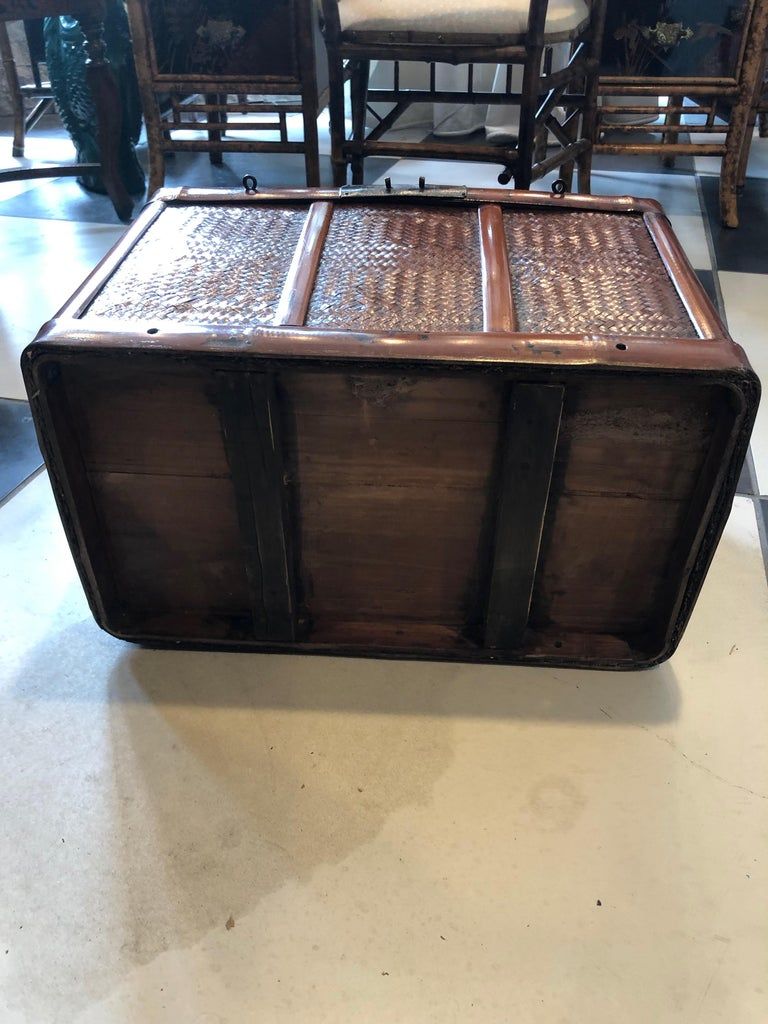 Chinese Document Box In Excellent Condition For Sale In Sarasota, FL