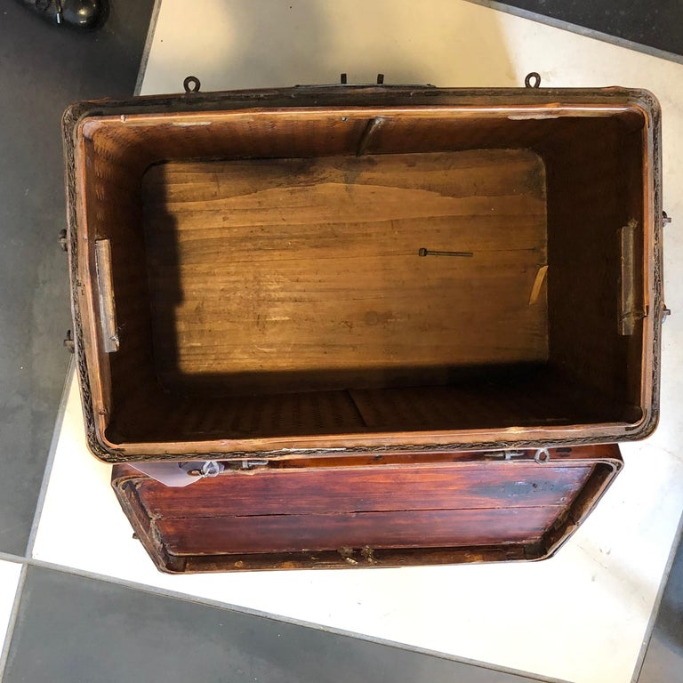 19th Century Chinese Document Box For Sale