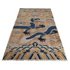 Chinese Dragon Carpet, 1920s
