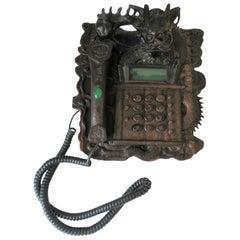 Chinese Dragon Telephone, circa 1980s