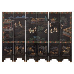 Chinese Export Screens and Room Dividers