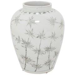 Chinese Folk Bamboo Vase