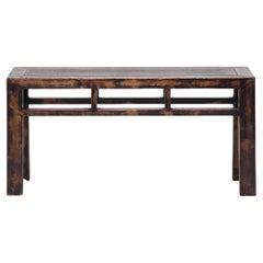 Chinese Half Bench, c. 1900