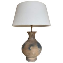 Chinese Han Vase Table Lamp