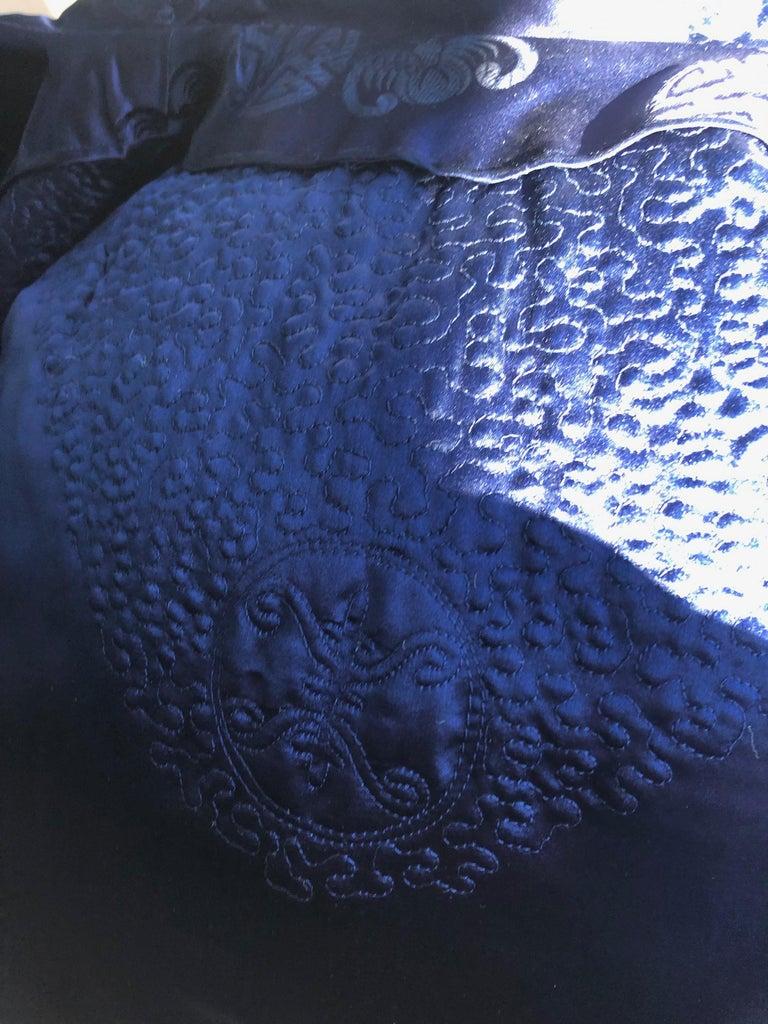 Chinese Handmade Silk Coat For Sale 2