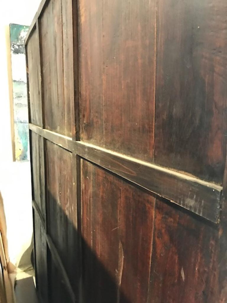 20th Century Chinese Hardwood Display Cabinet For Sale