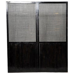 Chinese Lattice Wall Panel