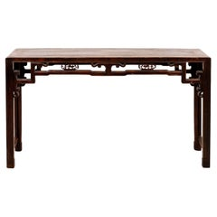Chinese Long Altar Table Console