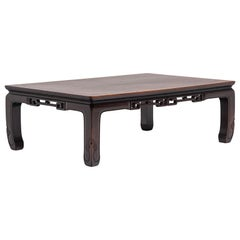 Chinese Low Kang Table, circa 1900