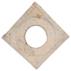 Chinese Marble Architectural Fragment Window