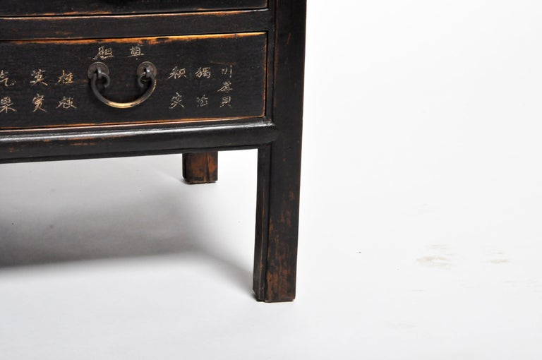 Chinese Medicine Chest with Drawers For Sale 6