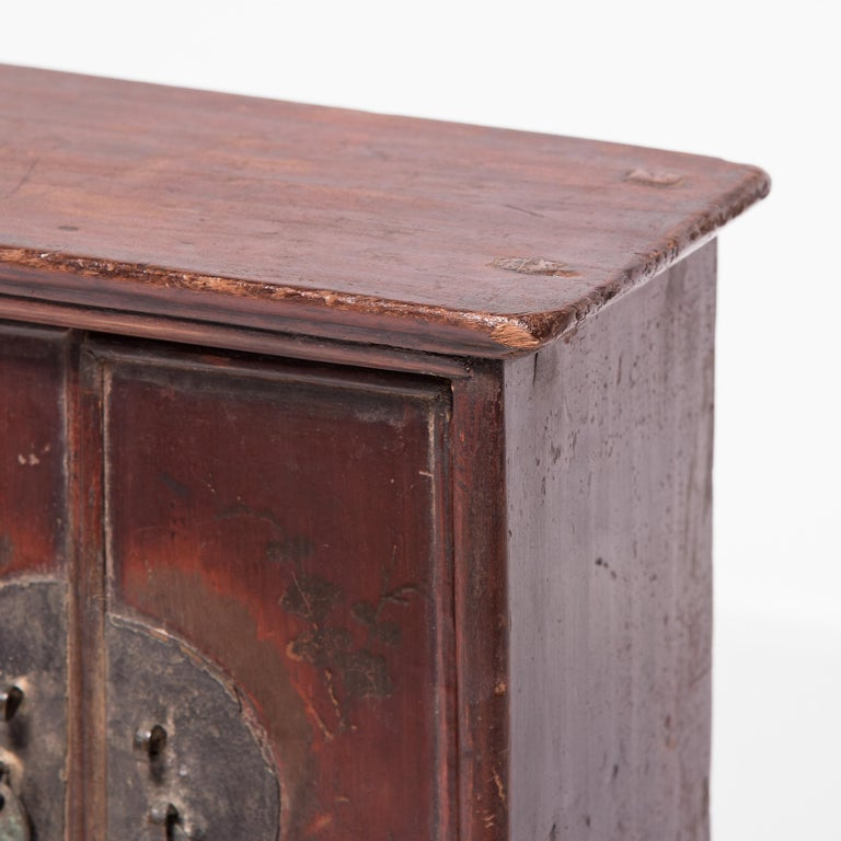 Chinese Miniature Noodle Cabinet For Sale 1
