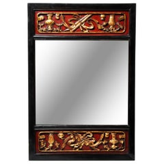 Chinese Mirror Frame