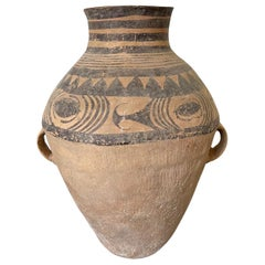Chinese Neolithic Painted Pottery Jar