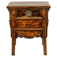 Chinese One Drawer Table