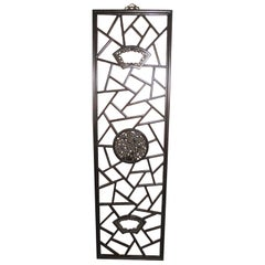 Chinese One Piece Quality Wall Carved Panel Screen
