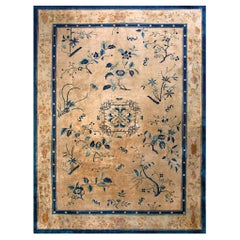 Chinese, Peking Rug