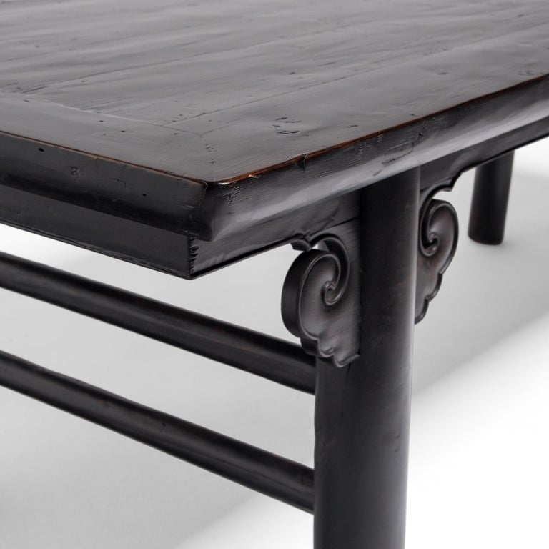 20th Century Chinese Poet's Table, circa 1900 For Sale