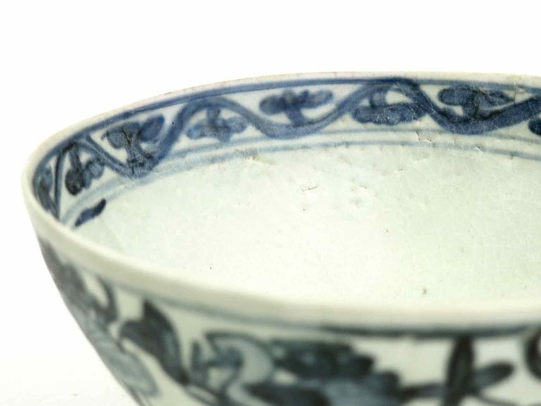 Chinese Porcelain, Shipwreck Founding, 17th Century For Sale 1