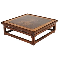 Chinese Qing Dynasty Kang Table from Manchuria