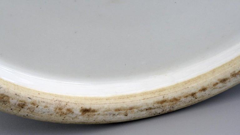 Chinese Qing Guangxu Famille Noire Porcelain Baluster Dragon Vase For Sale 6
